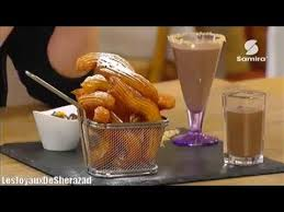 cuisine tv samira churros au chocolat samira tv 2017