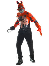 five nights at freddy u0027s nightmare foxy costume costume