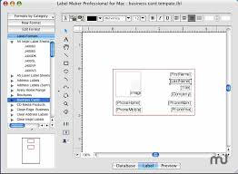 Avery Laser Business Cards Label Maker Professional For Mac Free Download Macupdate