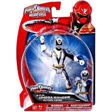 power rangers super megaforce omega ranger action figure