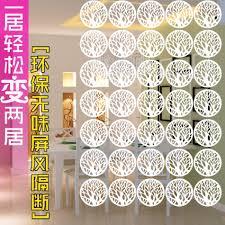 aliexpress com buy hanging screen partition cutout entranceway