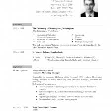 resume examples resume sample microsoft word summary of