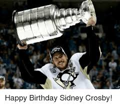 sidney crosby birthday card happy birthday sidney crosby birthday meme on me me