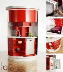 cuisine compacte design circle kitchen cuisine ultra moderne et compacte maxitendance
