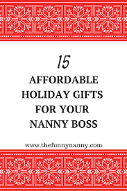 happy thanksgiving boss 15 holiday gifts from nanny to employers the funny nanny