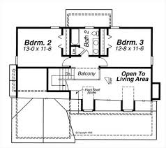 cape cod floor plans with loft lancaster 5834 3 bedrooms and 2 baths the house designers