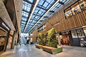 shopping mall fornebu s in is the shopping mall to receive breeam
