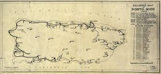Map Of Us And Puerto Rico by Historic Photo Of The Day The Sugar Cane Railroads War Against