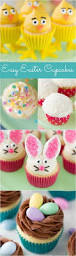 Simple Easter Decorations For Cupcakes by Easy Easter Cupcake Decorating And Decor Nest Easter And Cake