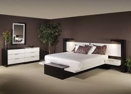 Laminate Bedroom Furniture by Bedroom Modern Queen Bedroom With Fascinating Black Wooden