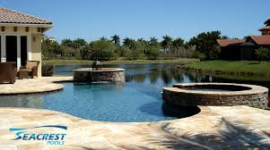 Infinity Pool Backyard by Houses Endearing Picture Of Infinity Pool Along With Stone Wall