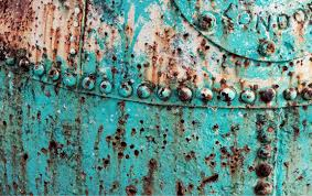 free images texture old wall steel rust green color metal