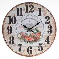vintage cupcake clock vintage heaven pinterest vintage