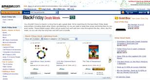 amazon black friday page amazon still the amazon of shopping sites this holiday season