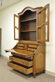 Secretary Style Desks 20th Century Baker Furniture Country French Style Secretary Desk