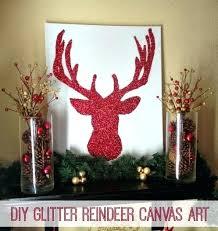 reindeer decorations reindeer decoration 2 included large