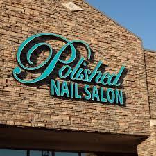 why polished nails salon u2013 polished nails salon clean chic