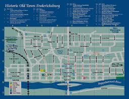 Fredericksburg Va Map Our Area
