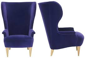 Purple Chairs For Sale Design Ideas Wing Chair High Back Chair Design Ideas High Chair Blue Adorable