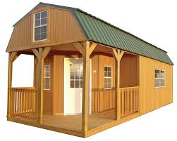Barn Style House Plans With Wrap Around Porch by Wrap Around Porch Lofted Barn Cabin