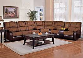 sofa beds design marvelous modern sectional recliner sofas