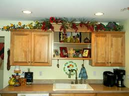 Above Kitchen Cabinets by Ideas Decorating Above Kitchen Cabinets U2014 Decoration U0026 Furniture