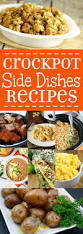 crockpot side dishes the gracious wife