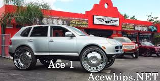 porsche truck 2013 ace 1 first in the world porsche cayenne on 32