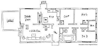 How To Draw A Floor Plan Where They Live Hi U0026 Lois