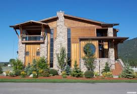 silverwing luxury fly in airpark sandpoint idaho hangar homes