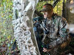 Bow Ground Blind Spot And Stalk Tree Stand Or Ground Blind