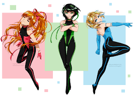 powerpuff girls maiyuna deviantart