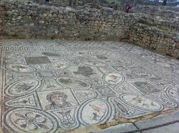 Moroccan Art History by Morocco The Ruins Of Volubilis Incoherentboy