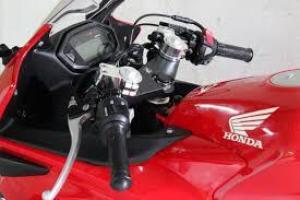 Honda 2013 Cbr500r Handlebar Set Black Cbr500r Tyga Performance