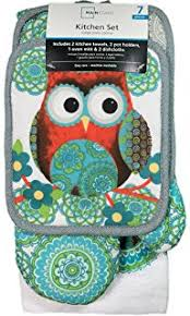 Owl Kitchen Rugs Mainstays Slice Kitchen Rug Owl Trellis 18 X 30