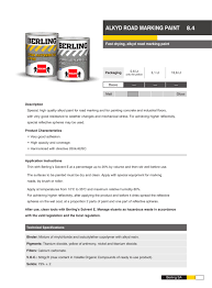 alkyd road marking paint berling paints pdf catalogues