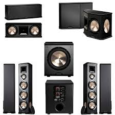 home theater systems amazon com amazon com bic acoustech pl 980 5 1 home theater system pl 200