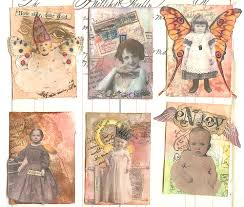 how to make artist trading cards 11 steps with pictures