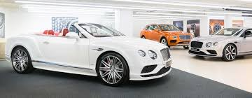 bentley london uk trilux