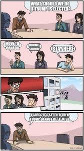 Boardroom Suggestion Meme Maker - boardroom meeting suggestion 3 imgflip