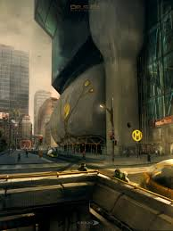 inspiration for fleet headquarters where the legion u0027s armored