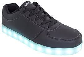 light up sneakers amazon com electric styles light up shoes by fashion sneakers