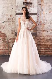 illusion neckline wedding dress 1015c32b58e2994dac802940f1370472 jpg