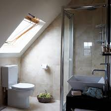 loft conversion bathroom ideas attic bathrooms ideal home