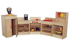 wooden play kitchen appliances dramatic play furniture