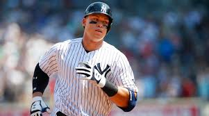 Aaron Judge Made His Mlb Debut In Center Field - aaron judge a star in the making the unbalanced medium
