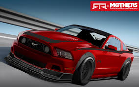 four spiced up 2013 ford mustang concepts headed to 2012 sema show