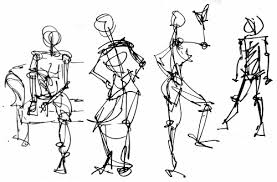 how to practice drawing the human body quora