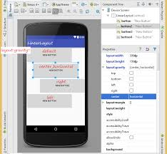 android textview set layout weight android ui layouts tutorial