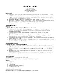 sample resume waiter resume examples free nurse resume templates registered teacher rn resume examples objective work experience free nurse resume templates waitress primary care provider affiliations skills